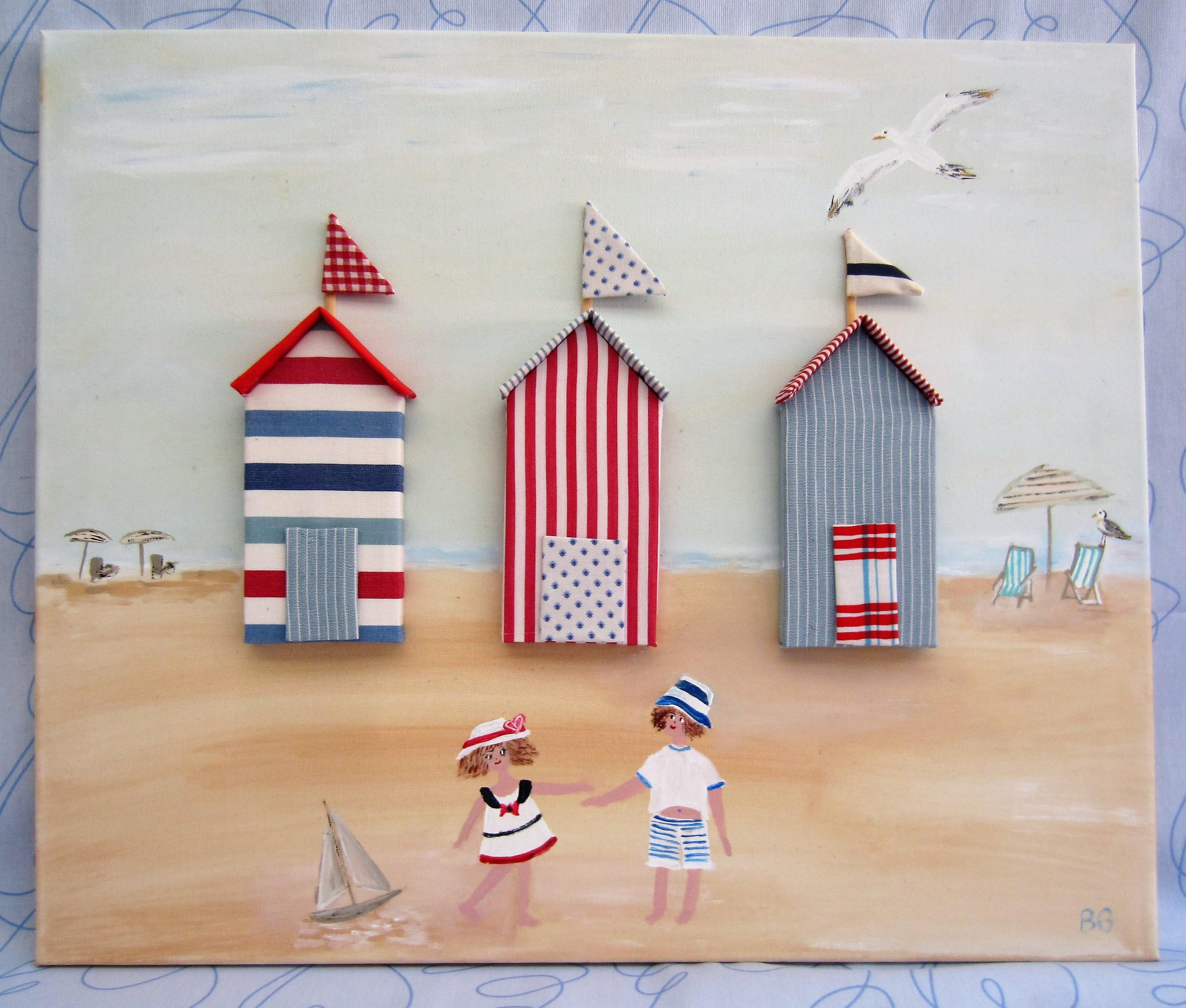 Begotelas casetas de playa con ni os - Casetas para ninos ...