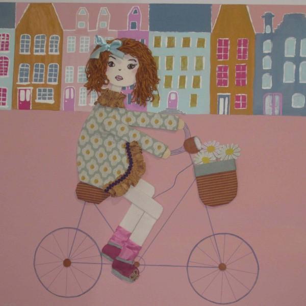 748 niña en bici de colorines